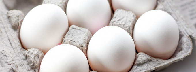 Supply Of White Eggs Remains Stable